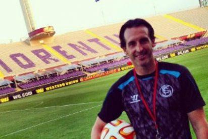 Emery da pistas de cuál sería su siguiente equipo tras el Sevilla