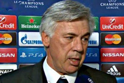 """Carlo Ancelotti: """"Vamos a luchar por la Liga hasta que las matemáticas nos condenen"""""""