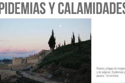 """Conferencia """"EPIDEMIAS Y CALAMIDADES"""" en El Corte Ingles de Badajoz"""
