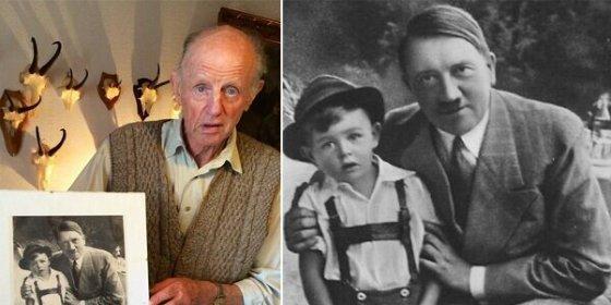 """El niño al que usaron para hacer propaganda nazi es un anciano atormentado: """"Hitler era un gángster"""""""