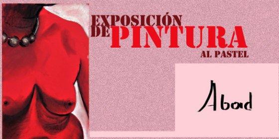 """Exposición """"PINTURA AL PASTEL"""" de María Ángeles Abad, en el Museo González Santana de Olivenza"""