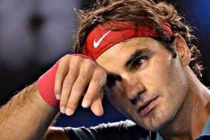 Roger Federer y Elena Anaya, grandes anfitriones del Moët Tiny Tennis