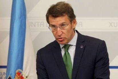 Feijóo invoca su inversión en Vigo y Lugo a las puertas del 24-M