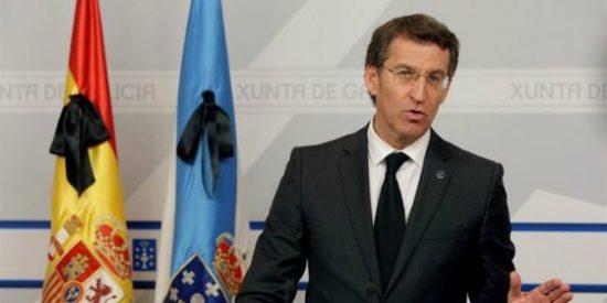 Núñez Feijóo dice que el acuerdo está en el ADN del PP