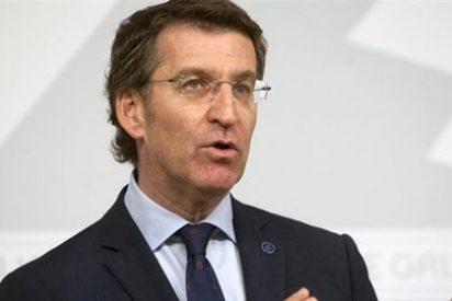 """Feijóo, al portavoz socialista Méndez Romeu: """"Si quiere hablar de discriminación, pregúnteles a los alcaldes de Lugo"""""""