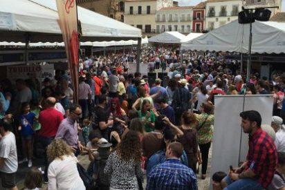 La Feria del Queso de Trujillo bate récords de ventas