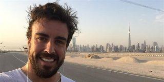 Fernando Alonso espera final de Champions española en Berlín