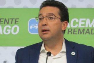 """Manzano: """"Las políticas de generación de empleo de Monago, el mejor ejemplo para revalidar su confianza"""""""
