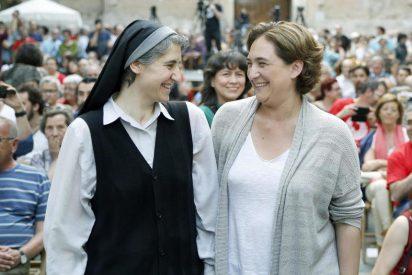 La monja independentista Teresa Forcades quiere ser la Ada Colau de Cataluña