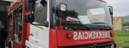 Los bomberos gallegos reclaman igualdad de condiciones en toda la región