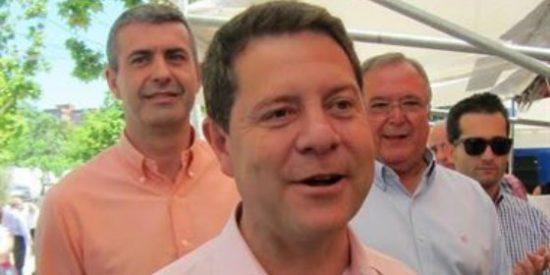 García-Page va de sobrado y dice que ya prepara su discurso de investidura