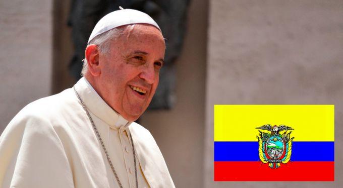 ¿Qué tipo de Iglesia católica ecuatoriana recibirá a Francisco?