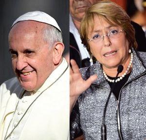 El Gobierno chileno confirma que el Papa visitará el país en 2016