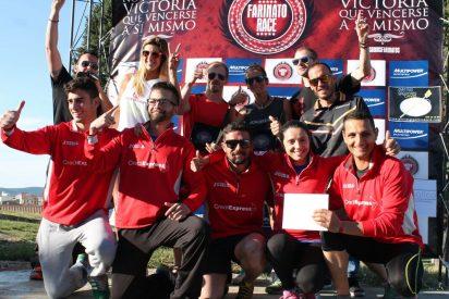 El equipo emeritense Fuerza Bruta gana el Farinato Race de Ciudad Rodrigo