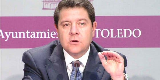 """García-Page: """"Hasta el propio CIS asegura que Cospedal va a dejar de ser presidenta de nuestra tierra"""""""