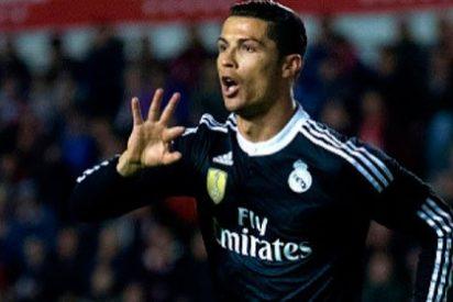 """Carlo Ancelotti: """"Cristiano Ronaldo nunca está contento, siempre lucha por ser mejor"""""""