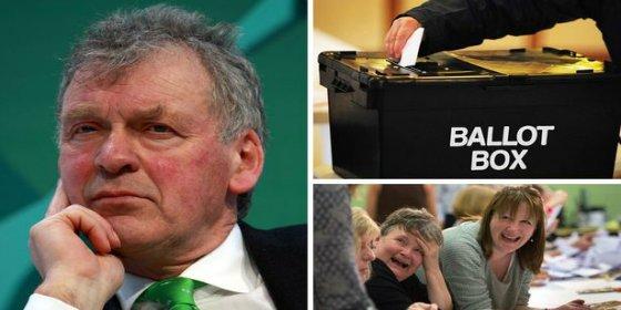 El 'candidato erecto' conservador que ha ganado las elecciones con ayuda de un pene