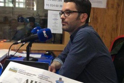 """Ramón González Férriz: """"Sacar un producto de papel es un riesgo: no aspiramos a vender 300.000 ejemplares sino a hacer un producto 'elitista'"""""""