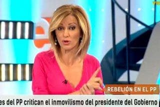 """Susanna Griso mete el dedo en la llaga de la crisis del PP: """"Está habiendo una desbandada en diferido"""""""