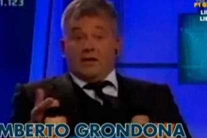 """Humberto Grondona, de la Federación argentina, pega duro a Guardiola: """"Es un tarado, si soy Rummenigge lo echo"""""""
