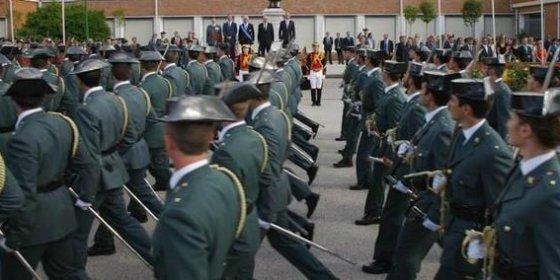 171 años de la Guardia Civil, 171 años de hipocresía