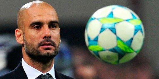 Pep Guardiola dejará el Bayern para fichar por este equipo