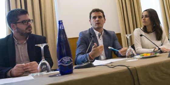 """Una plataforma crítica de Ciudadanos exige que se le dé """"más voz a los militantes"""""""