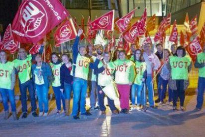 Gran participación de los trabajadores nocturnos de Correos en Extremadura durante la huelga