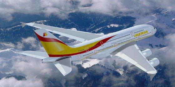 """Pánico en un Airbus de Iberia al caer en picado 3.000 pies: """"¡Vamos a morir!"""""""