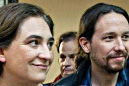 """Pablo Iglesias acusa a Artur Mas y Jordi Pujol de ser """"ladrones y gentuza"""""""