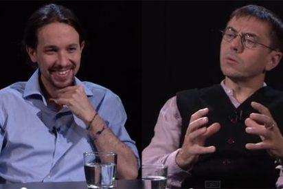 El purgado Monedero hinca la rodilla ante Iglesias, una entrevista para lavar la imagen de Podemos y sus depuraciones
