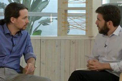 """Pablo Iglesias babea en 'territorio Wyoming': """"Estaba loco por venir a El Intermedio, pero sólo me llamaban de Intereconomía"""""""