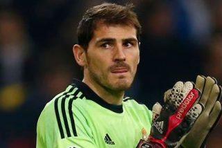 """Iker Casillas: """"Digo con rotundidad que sigo en el Real Madrid"""""""