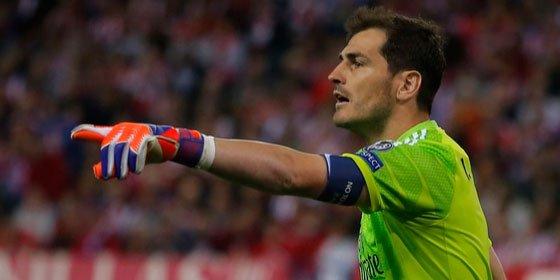 Cazorla habla sobre el fichaje de Casillas por el Arsenal