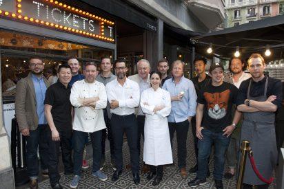 Azurmendi, número uno de los restaurantes europeos