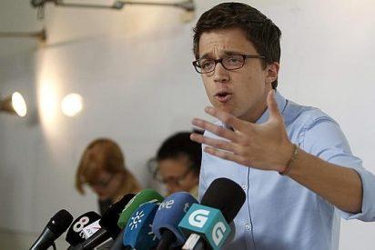 Sabemos qué pasó con Monedero... pero ¿dónde estaba Errejón mientras Iglesias presentaba el programa de Podemos?