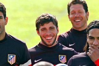 Confiesa que está deseando volver al Atlético de Madrid