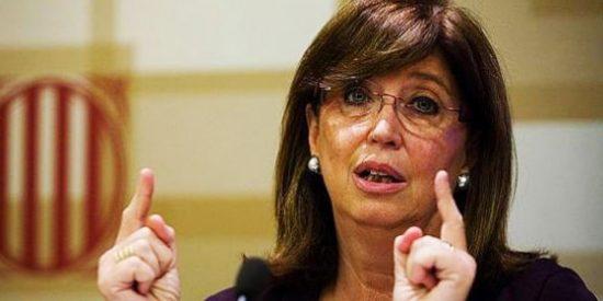 La consejera Rigau, salpicada en un caso de corrupción con comedores escolares en Cataluña