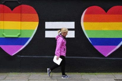 La católica Irlanda dice 'sí, quiero' a las bodas homosexuales
