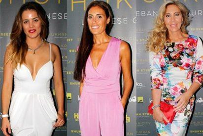 Isabel Rábago, Norma Duval o Alyson Eckmann no se perdieron la inauguración de la terraza del hotel Miguel Ángel