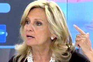 """Isabel San Sebastián: """"La señora Carmena ha estado en el mejor de los casos en la equidistancia cobarde e infame con ETA"""""""