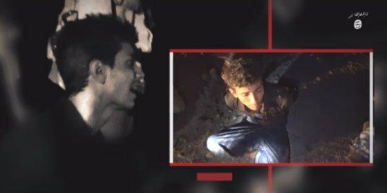 [Vídeo sin censura] ¡Eliminando a los apóstatas! La ejecución de yemaníes entre lágrimas a manos del EI