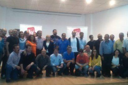 IU Extremadura presenta sus candidaturas en Torremayor (Badajoz)