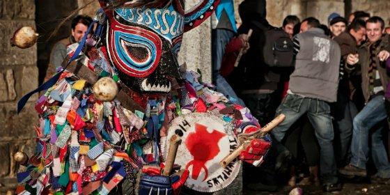 Las Carantoñas y Jarramplas desfilarán en el X Festival Internacional Máscara Ibérica de Lisboa