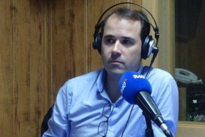 """Javier Chicote: """"El objetivo de los de Podemos es coger cargos y poder, tienen un rostro de hormigón"""""""
