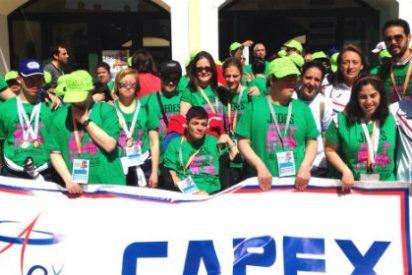 CAPEX consigue 14 medallas en los JEDES celebrados en Almendralejo