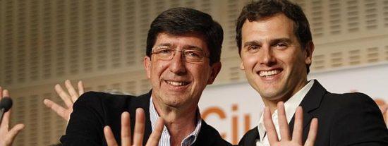 Ciudadanos juega a ser el azote de la corrupción: ¿permitirá gobernar a Susana Díaz?