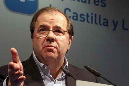 Juan Vicente Herrera salva los muebles para el PP