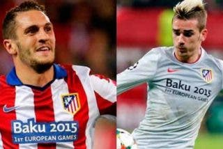 El Atlético los quiere blindar con 140 millones de euros