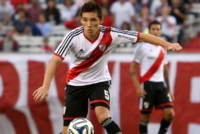 El 'Cholo' reconoce que están siendo seguidos por el Atlético de Madrid